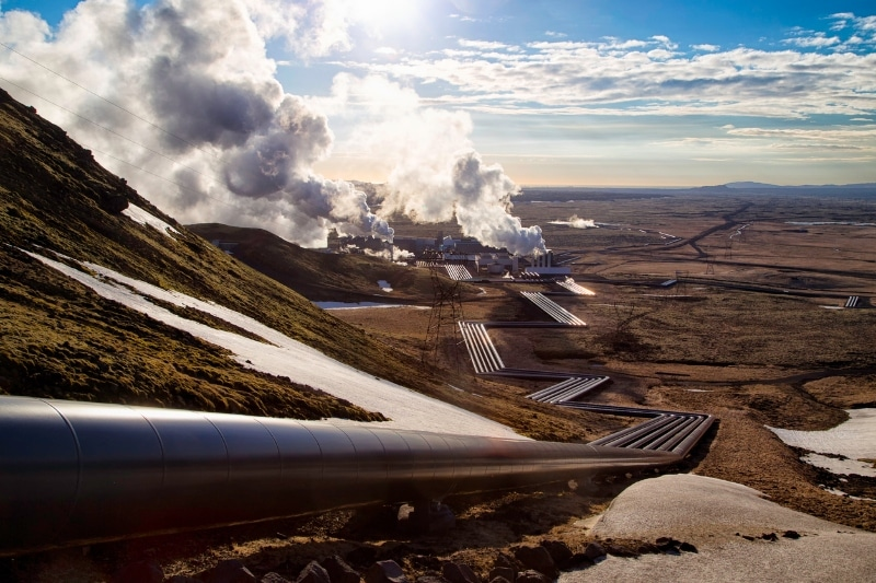 Ormat Technologies Secures New Geothermal Supply Contract in Indonesia